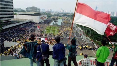 reformasi hari hari menjelang kejatuhan soeharto