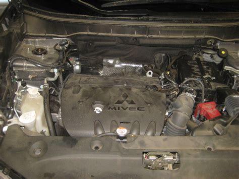 Mitsubishi 4b11 Engine Diagram Mivec by 2011 2017 Mitsubishi Outlander Sport Engine Change