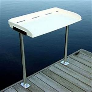Deep Blue Marine Dock Side Fillet Tables
