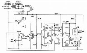 Metal Halide Light Wiring Diagram For