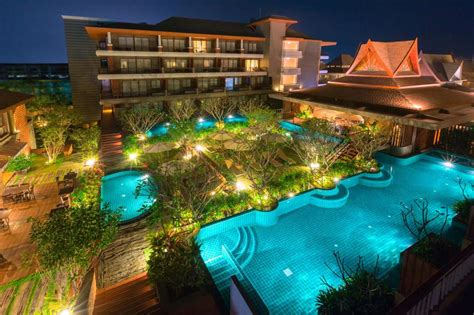 ห้องพักราคาถูกที่สุดที่โรงแรมไอเรสท์ หัวหิน (Ayrest Hua ...