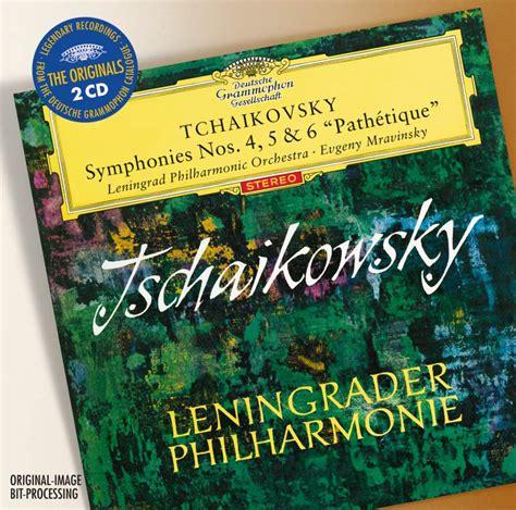 Symphonies Nos. 4
