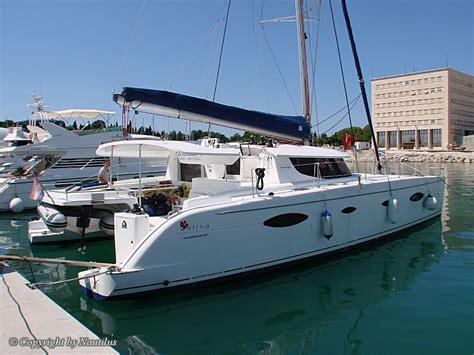 Catamaran Charter Croatia by Salina 48 Catamaran Charter In Croatia