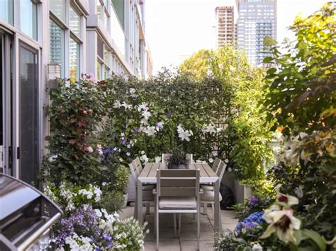 How a landscape architect turned his 300-square-foot