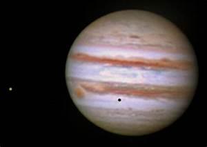 Observing Alert: Rare Triple Transit Of Jupiter's Moons ...