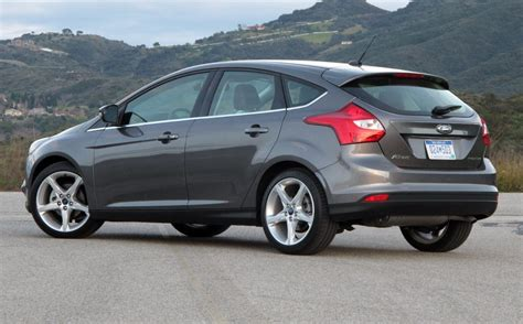 Best All New Cars Ever 2016 Ford Focus Hatchback First