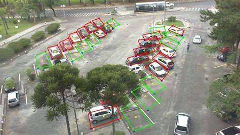 Automatic Parking Lot Classification On