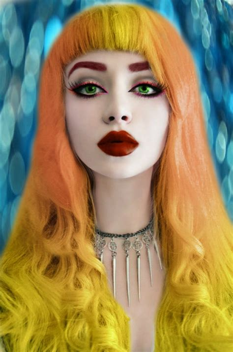 Yellow Hair Is Was Always Beautiful Fashion Pinterest