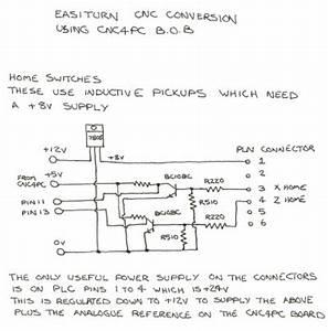 Kib Micro Monitor Wiring Diagram : easiturn mach3 conversion blog denford software machines ~ A.2002-acura-tl-radio.info Haus und Dekorationen