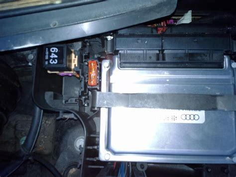 Alternator Wiring Diagram 2001 Audi A6 by No Power Coming From The Wire That Goes To The Sai