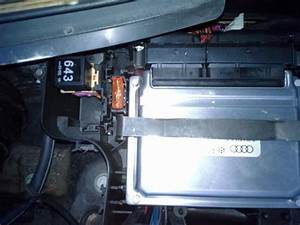 No Power Coming From The Wire That Goes To The Sai Pump  2001 Audi A6 2 7t