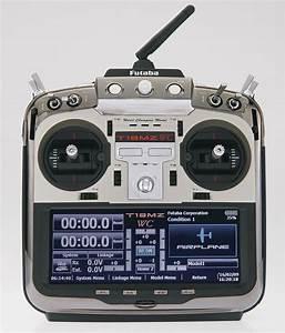 Futaba 18mz Wc Champion Edition 18ch Remote Radio Control