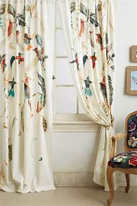 Nests Nectar Curtain Anthropologie