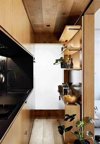 Apartment Tsai Kitchen 35m2 Conversion Wohnung Mikro