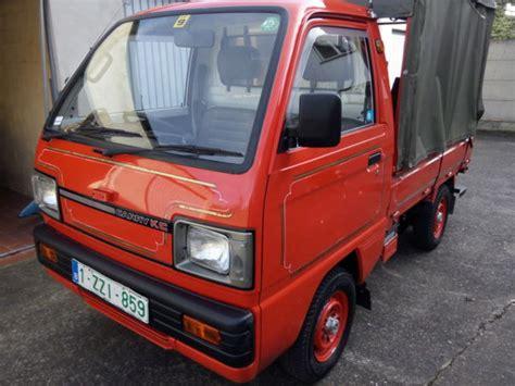 Suzuki Mini Trucks For Sale by Suzuki Carry Kc 4x4 Mini Truck Time Warp Condition For