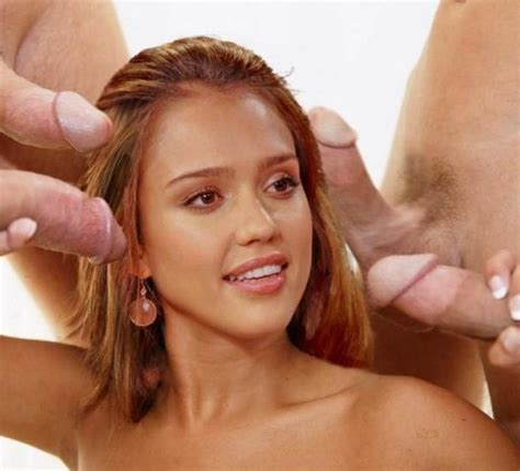horny celebrity jessica alba fucked hard pichunter