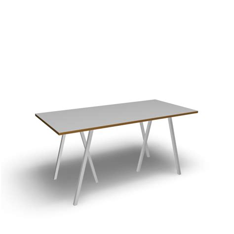 Hay Loop Table by Loop Stand Table 160 White Design And Decorate Your