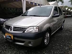 Renault Logan 1 4l Familier Usado  2006  Color Gris Precio