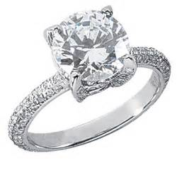 solitaire engagement rings with band solitaire wedding ring wedwebtalks