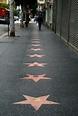 Walk of Fame, Hollywood Boulevard, Los Angeles, California ...