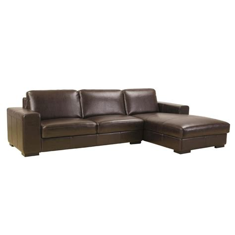 modern leather sectional sofa with recliners finding contemporary leather sofa for living space s3net