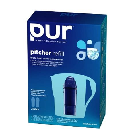 pur faucet filter replacement walmart pur 2 stage water pitcher replacement filter 2 pack