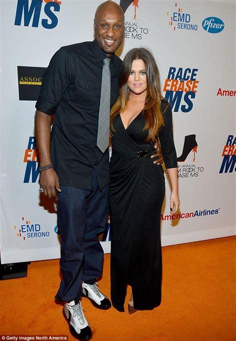 Khloe Kardashian makes 'panicked call to husband Lamar ...