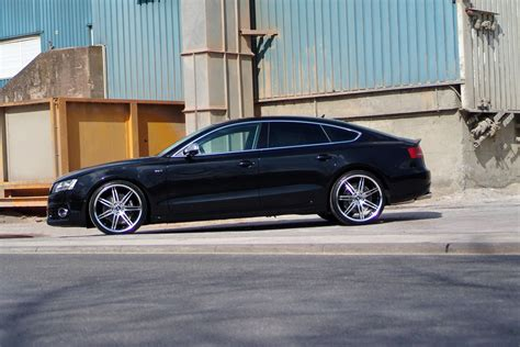 09 Audi S5 by Audi S5 Sportback Technical Details History Photos On