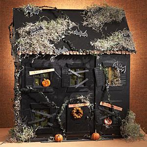 haunted house crafts perfect  halloween kids crafts