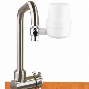 Filtre à Eau Pour Robinet : filtre eau serenity pour robinet avec cartouche ~ Premium-room.com Idées de Décoration
