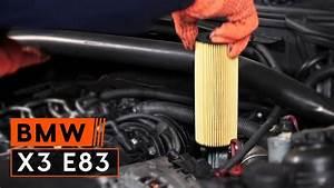 Come Sostituire L U0026 39 Olio Motore Ed Il Filtro Dell U0026 39 Olio Bmw