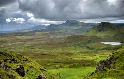 Landscape Scottish Scotland Paysage Gratuit Ecran Fond
