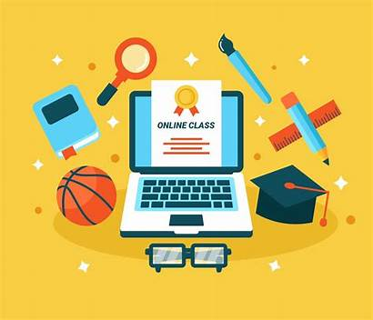 Learning Vector Students Clipart Courses Opa Elementary