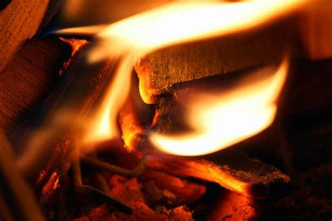 Warm Winter Fire  Nicko's Big Picture