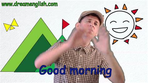 morning song for children learn 245 | maxresdefault