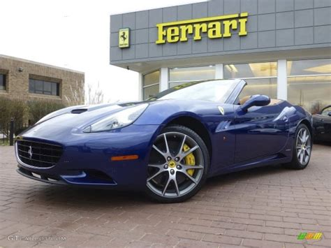 Interior romans are delighted to offer this beautiful 2015/65 ferrari 458 speciale for sale presented in 'tour de france blue' with blu scuro alcantara interior. 2013 Blu tour de France (Blue Metallic) Ferrari California ...