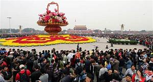 Beijing receives record number of tourists on National Day ...