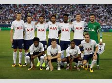 Tottenham 201718 Premier League Season Preview The