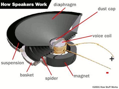Speaker Part Diagram by Coll 142 Week 10