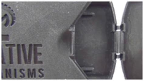living hinge experts design cnc injection mold