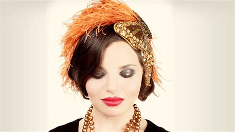 Flapper Girl Makeup How To For Halloween