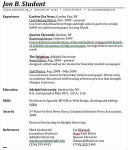 journalism advice how to write a journalism resume With how to write education on resume