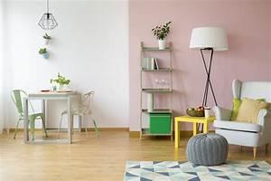 Wohn Und Esszimmer Optisch Trennen : 8 vibrant living room paint color ideas ~ Markanthonyermac.com Haus und Dekorationen