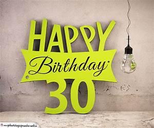 Pappteller 30 Geburtstag : holzausschnitt happy birthday 30 geburtstag spruch geburtstagsspr che welt ~ Markanthonyermac.com Haus und Dekorationen