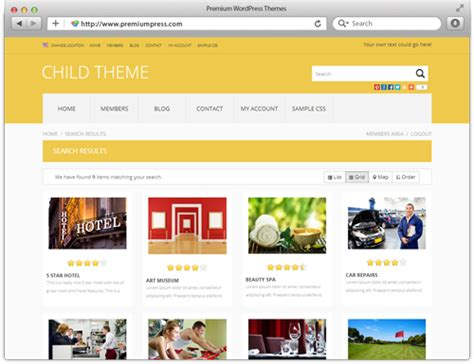Joomla business directory template costumepartyrun joomla business directory template 28 images j wajeb Choice Image