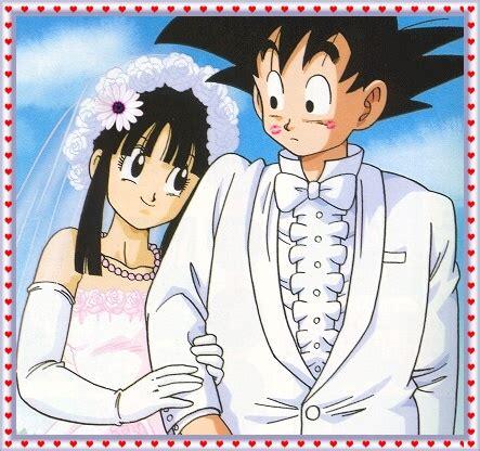 goku chichi dragon ball couples wiki fandom powered