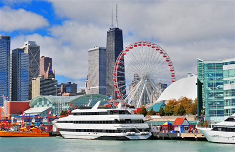 Free Boat Rides In Chicago by Chicago Sightseeing Places To Visit In Chicago Illinois