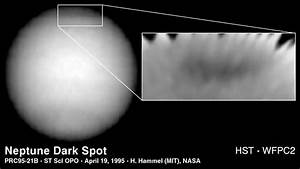 Space Images   Hubble Finds New Dark Spot on Neptune