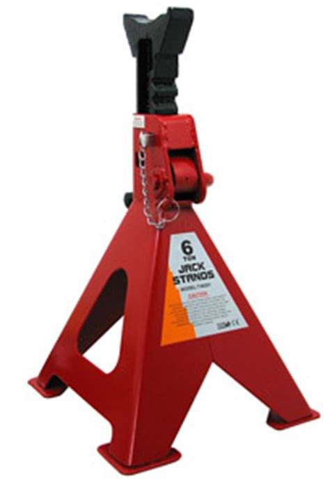 magnum tc heavy duty  ton jack stands kms tools