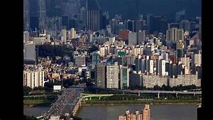 The top 10 biggest megacities in the world - YouTube
